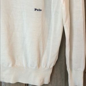 Polo by Ralph Lauren Sweaters - Polo Ralph Lauren cream sweater!